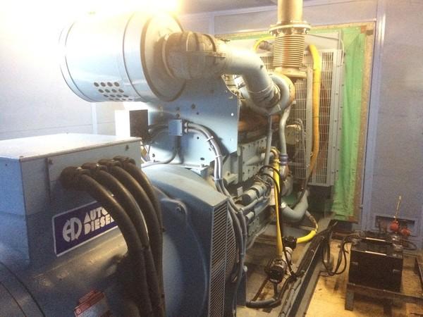 Diesels B604H Generator