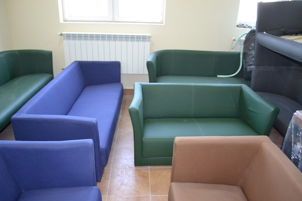 New Gustaw Tube Seating