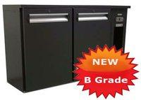 B Grade soldid door bottle fridge