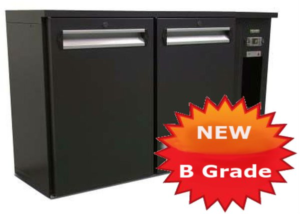 B Grade soldid door bottle fridge