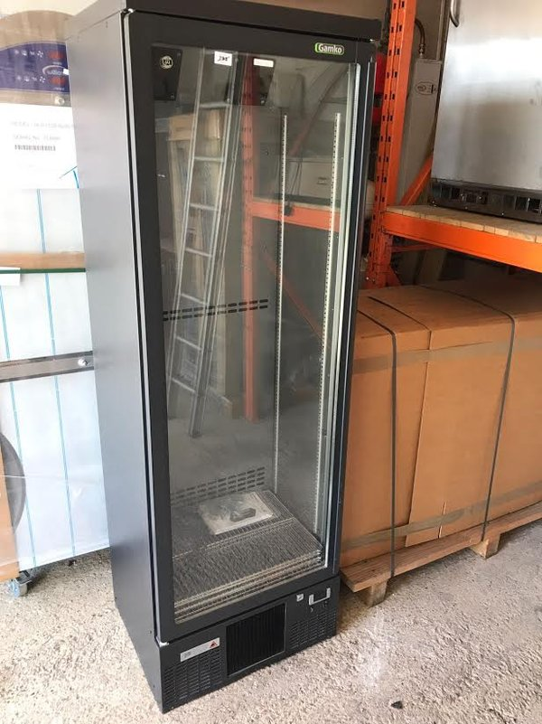 Upright Single Door Bottle Cooler