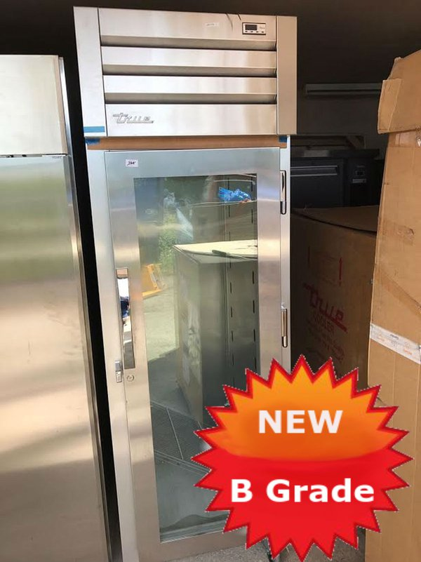 B Grade Glass door fridges