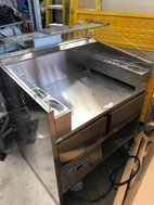 Electrolux Freestanding Refrigerated Counter