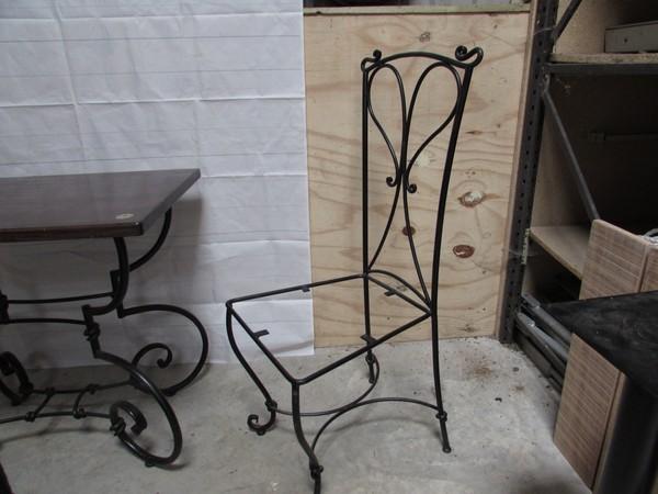 Blacksmith Made Chairs