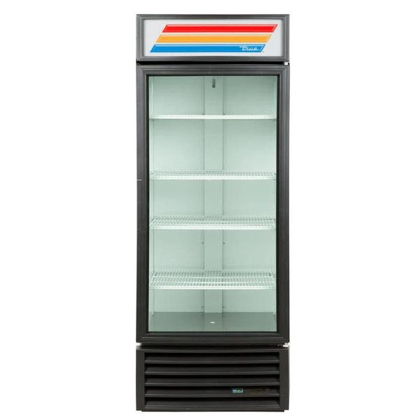 True Single Glass Door Fridge