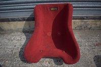 Tillet Seat MS Red Rotax Max Vortex Honda Gillard Intrepid Kosmic Tony Kart
