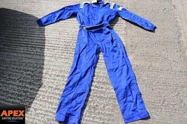 Sparco Suit X Large Intrepid, Rotax, Prokart, maranello, Gillard