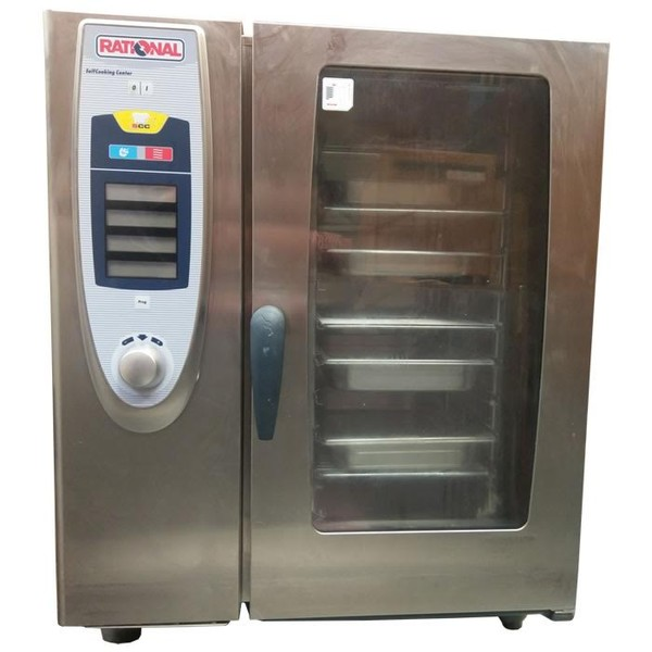 Rational SCC Self Cooking Centre 101 Combi Oven (Product Code: CF1014) - Peterborough, Cambridgeshire 1