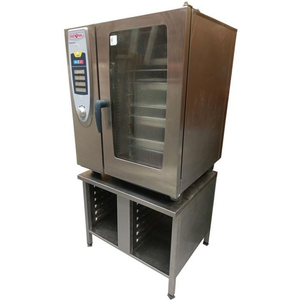 Rational SCC Self Cooking Centre 101 Combi Oven (Product Code: CF1014) - Peterborough, Cambridgeshire 2