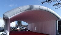 Ex Olympics Inflatable Marquee