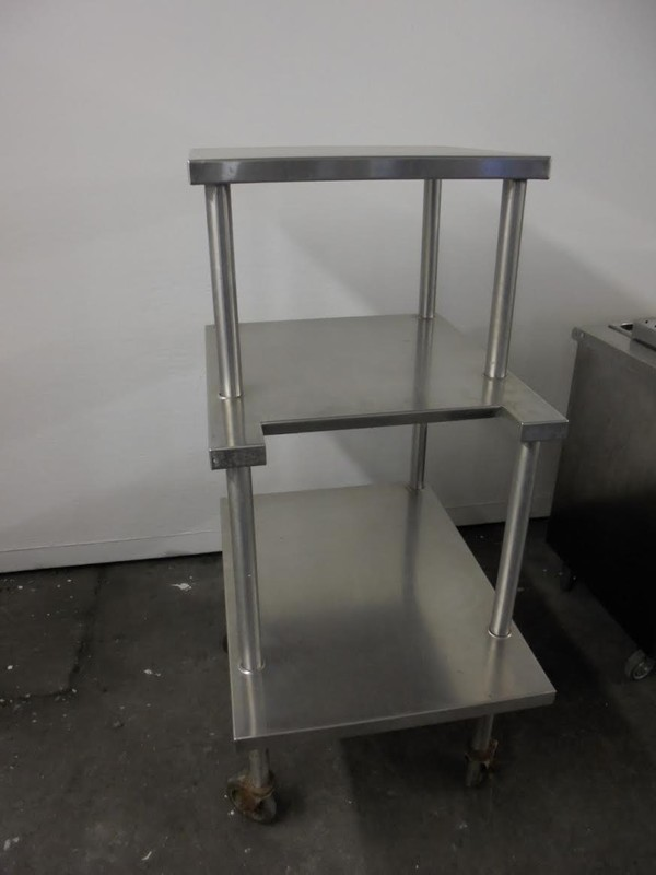 Stainless Steel Table/ Stand (4984) - Bridgwater, Somerset