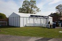 Exit Tent 6m x 15 m Losberger P7 multiflex