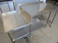 Stainless Steel Table (5014)