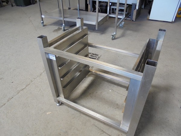 Stainless Steel Stand (5012)