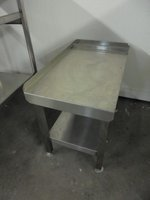 Stainless Steel Stand (5025)