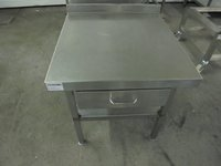 Stainless Steel Low Table (5027)