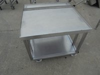 Stainless Steel Stand (5030)
