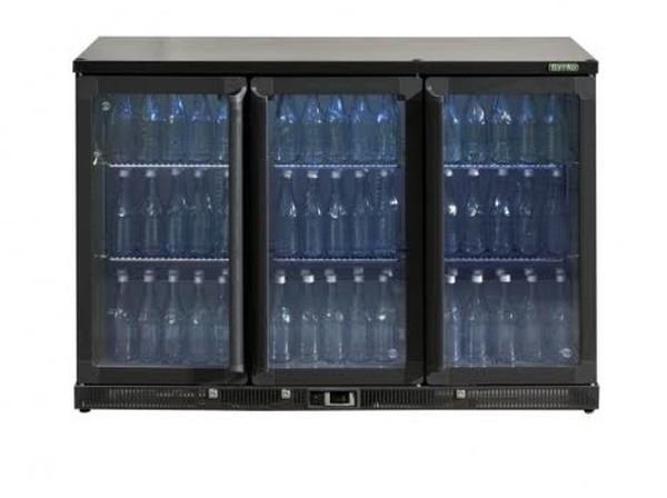 Gamko - Bottle Cooler - Hinged 3 Door - London