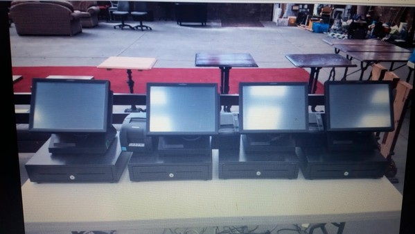 Job Lot Epos System