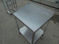 Stainless Steel Table (5040) - Bridgwater, Somerset