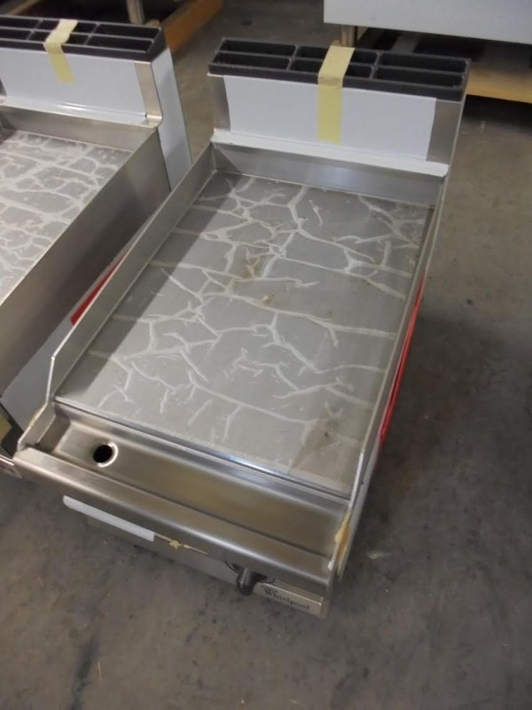 New Whirlpool 71503 Flat Griddle