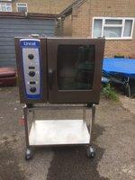 Rational Lincat Cm61 6 Grid Combi Oven