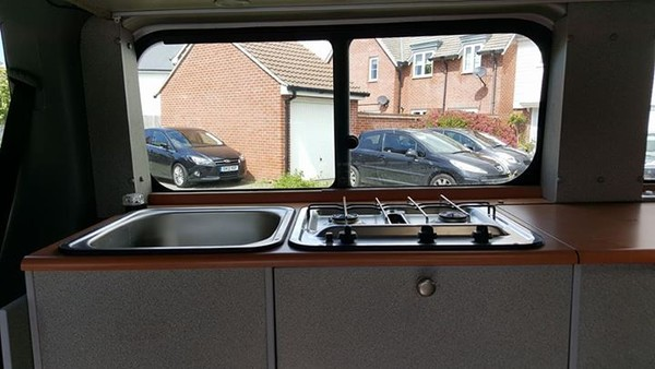 Campervan window