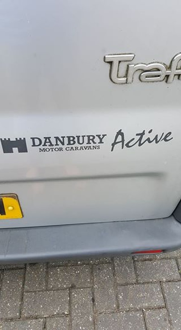 Danbury Active Camper