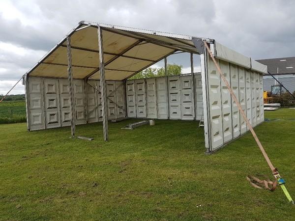 De Boer Clearspan Pavilion