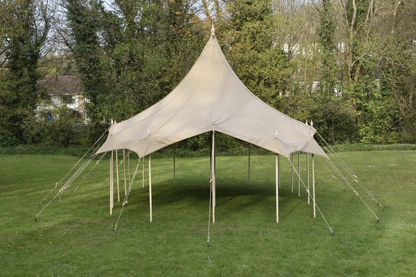 Tensile traditional marquee