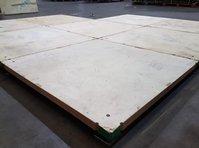 Octanorm Flooring