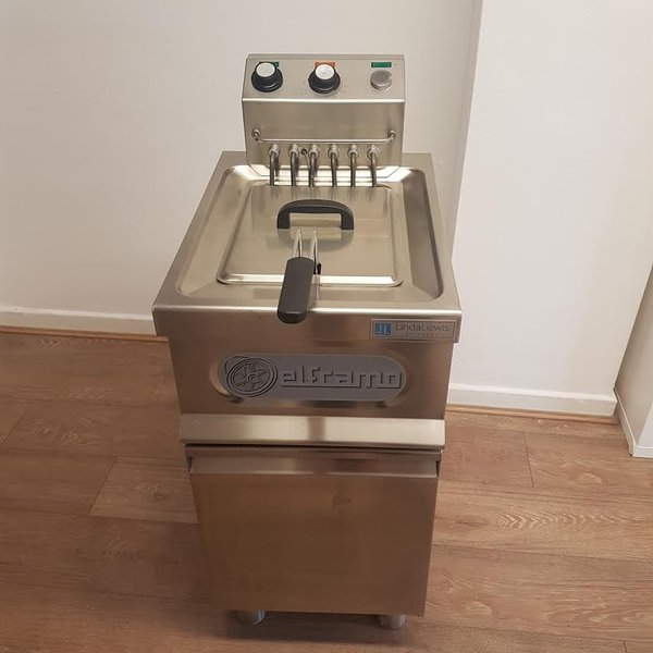 Elframo Single Pan Electric Fryer