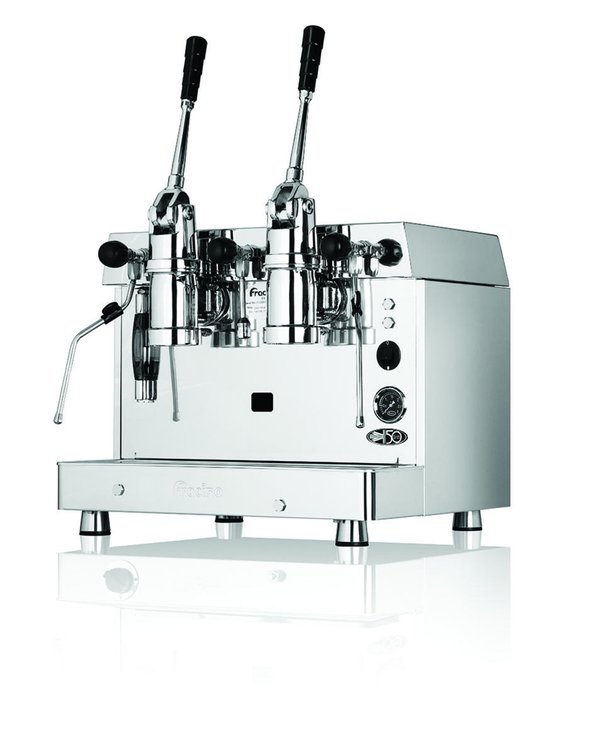 LPG Dual Fuel Coffee Machine