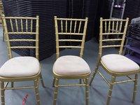 420 Gold Chiavari Chairs