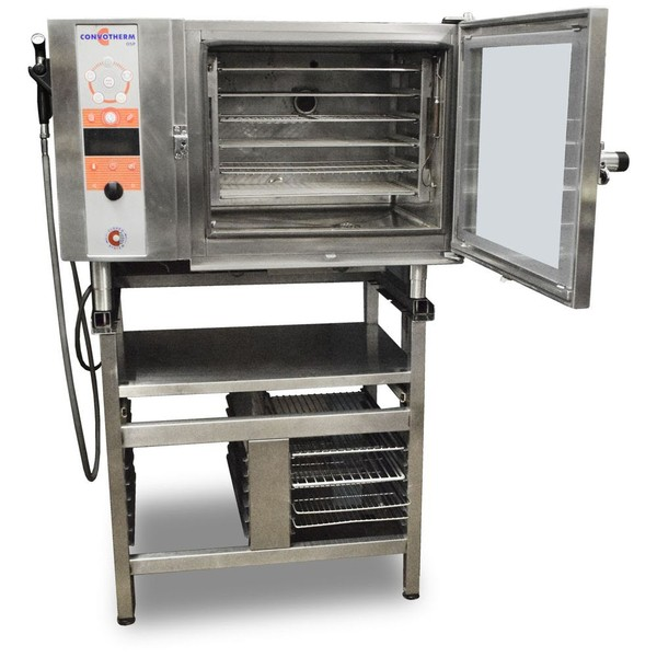 Convotherm OsP610 6 Grid Oven and Stand
