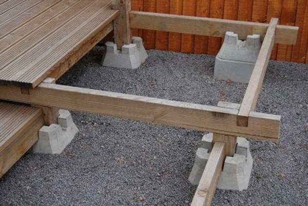 Temporary Marquee Flooring Blocks