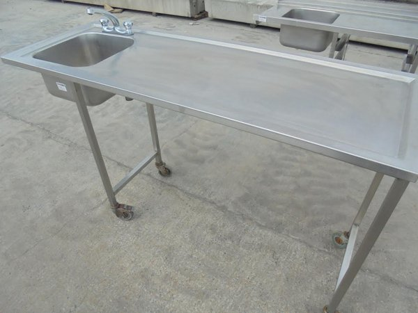 Stainless Steel Single Bowl Sink (5092)