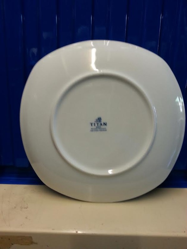 Square Crockery