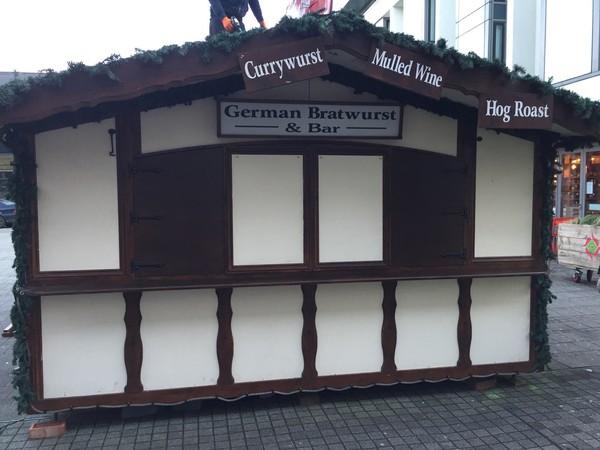 High Quality Christmas Huts