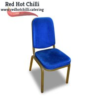 Blue Banqueting Chairs