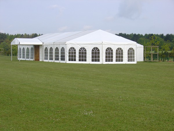 buy 9m Gable Hip End (Hex End) for Hoecker Marquee