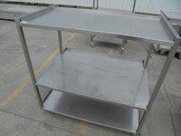 Stainless steel shelves / trolly