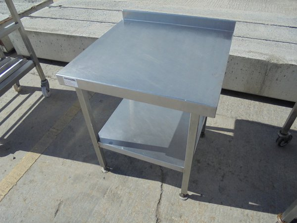 Stainless Steel Low Table / Stand (5153)