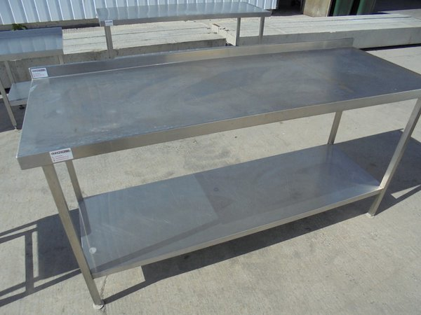 Stainless Steel Table (5156)
