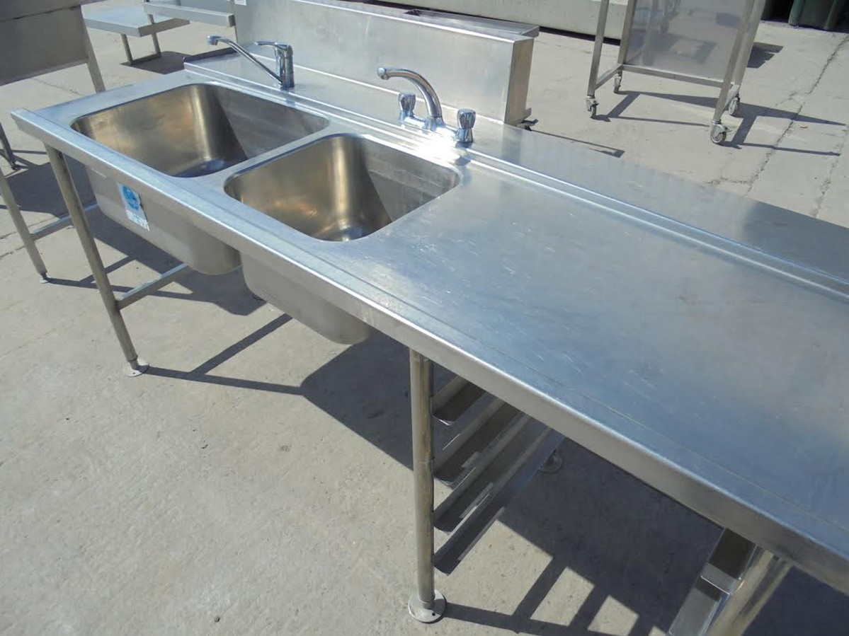 Secondhand Catering Equipment | Sinks and Dishwashers | Stainless ...