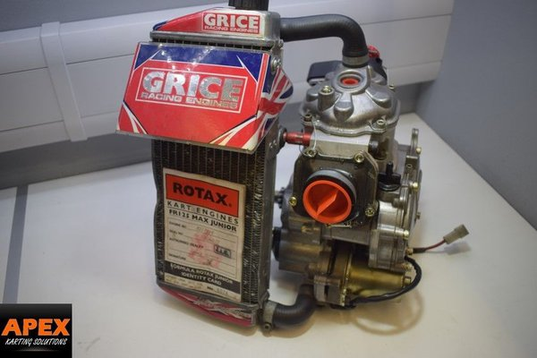 Rotax Max Senior Engine- Tonykart Go Kart Rotax Tkm Iame Vortex Honda