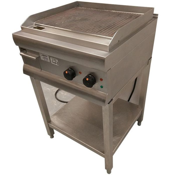 Lincat GS6/TFR Fully Ribbed Griddle with Stand