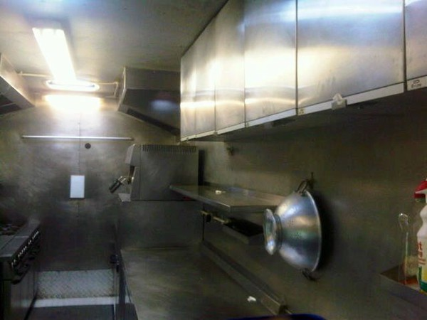 Used Mobile Catering Truck  for sale
