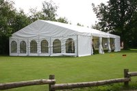 Clear-span marquees