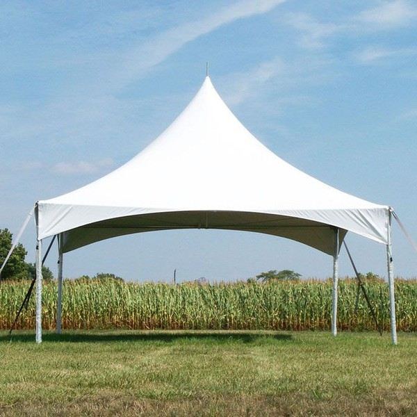 Pinnacle Series High Peak Frame Tent/Cross Cable Marquee